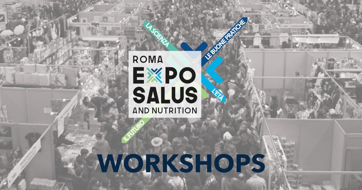 Risultati immagini per expo salus and nutrition