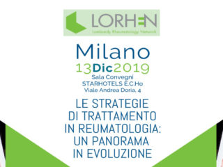 Registri LORHEN: Le strategie di trattamento in reumatologia