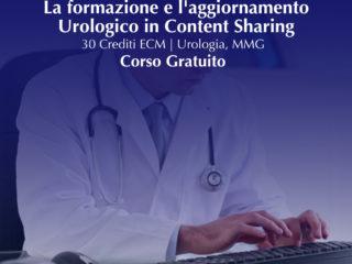 Corso FAD: La formazione e l'aggiornamento Urologico in content sharing
