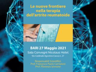 Le nuove frontiere nella terapia dell'Artrite reumatoide