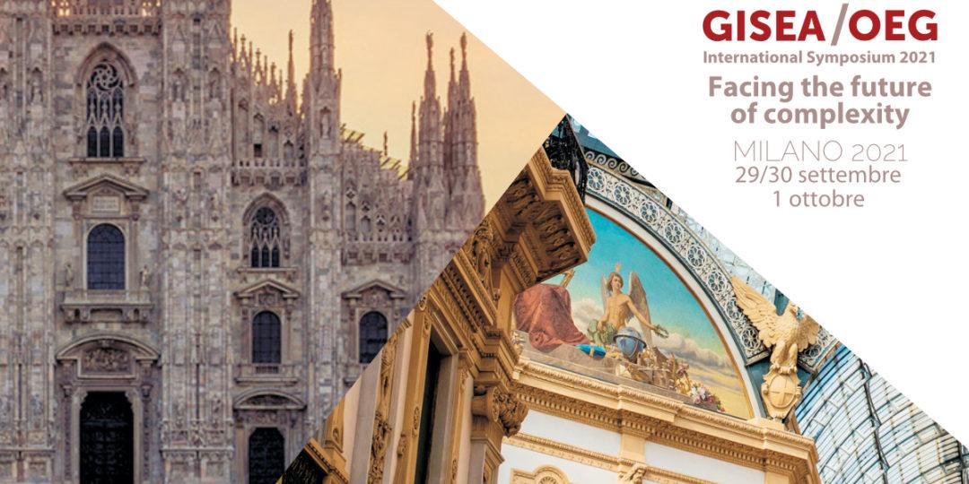 Save the date: Simposio GISEA/OEG 2021